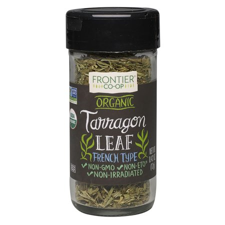 Frontier Cut And Sifted Tarragon Leaf  Certified Organic  0 42 Oz