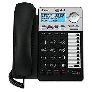 ATT-ML17929 2-Line Speakerphone with Caller ID/CW