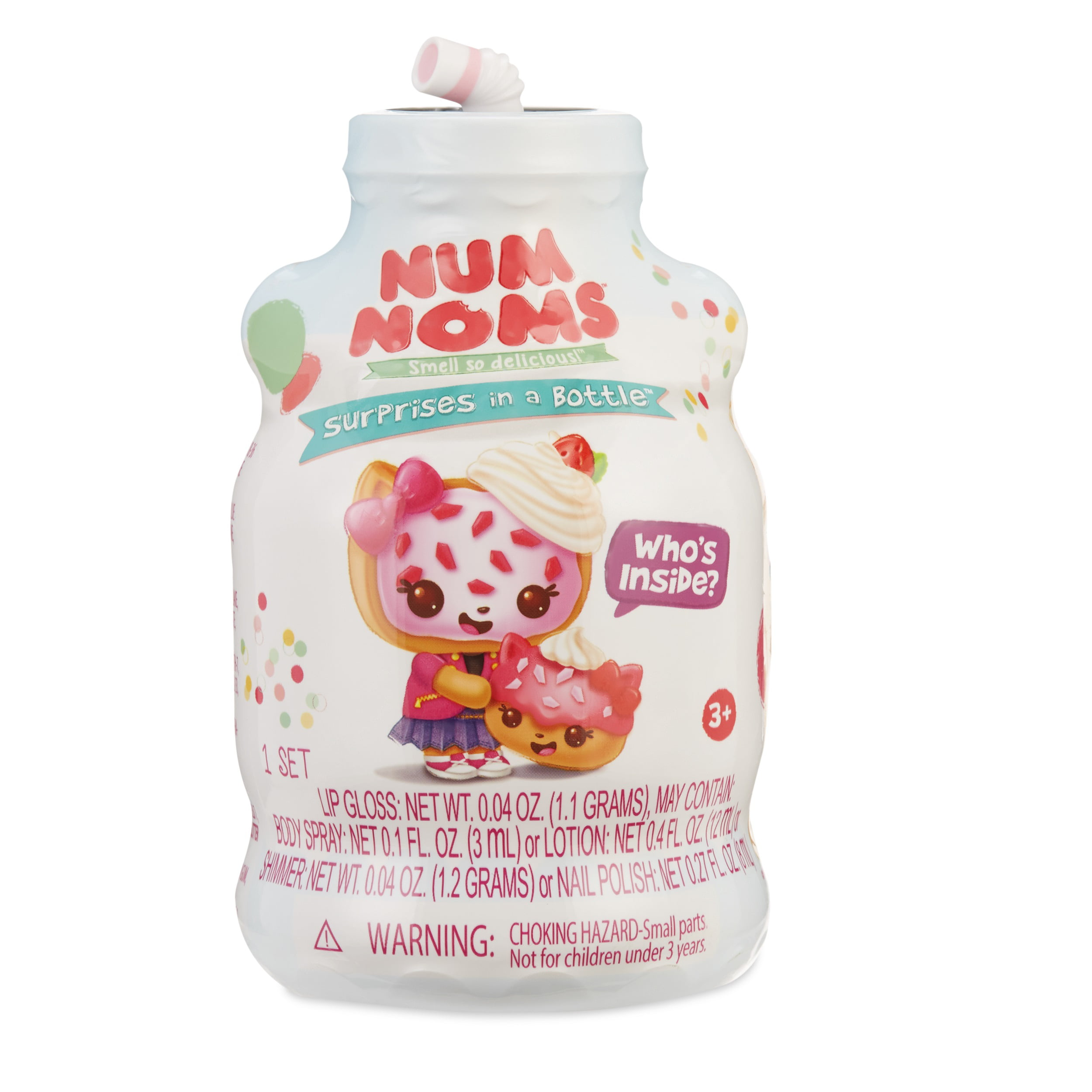 Num Noms Mystery Makeup with Hidden Cosmetics Inside