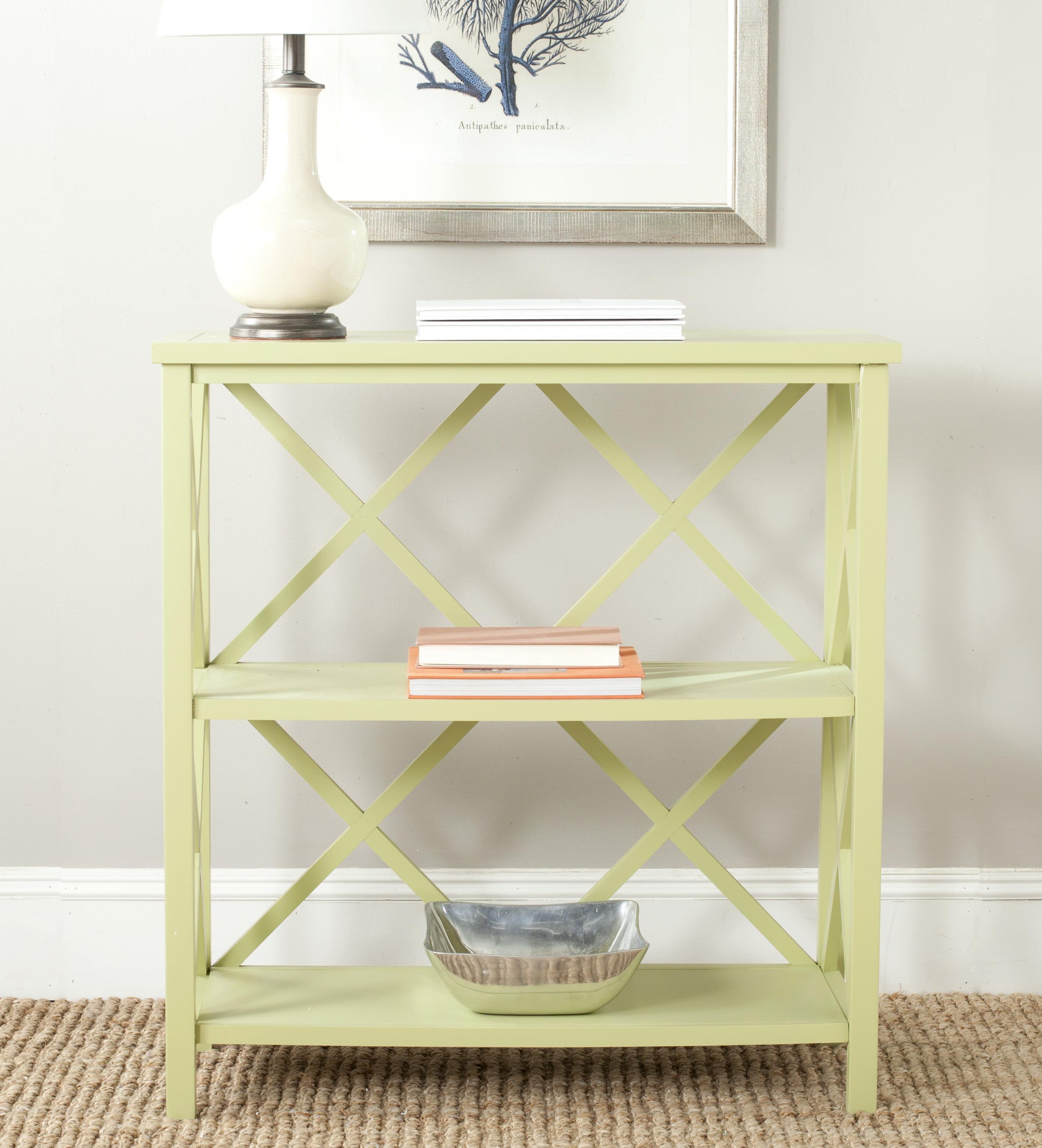 Safavieh Liam 2-Shelf Open Bookcase