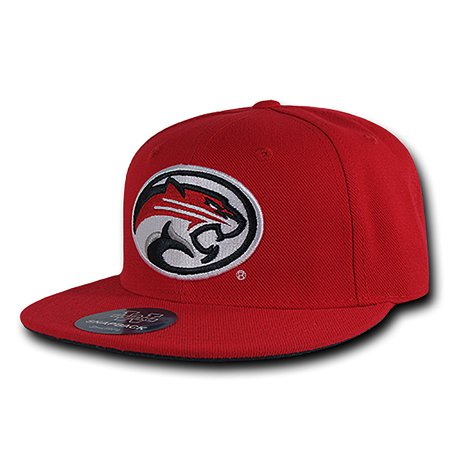 Houston Cougars Freshman Fitted Hat (Red)](Houston Cougars Hat)