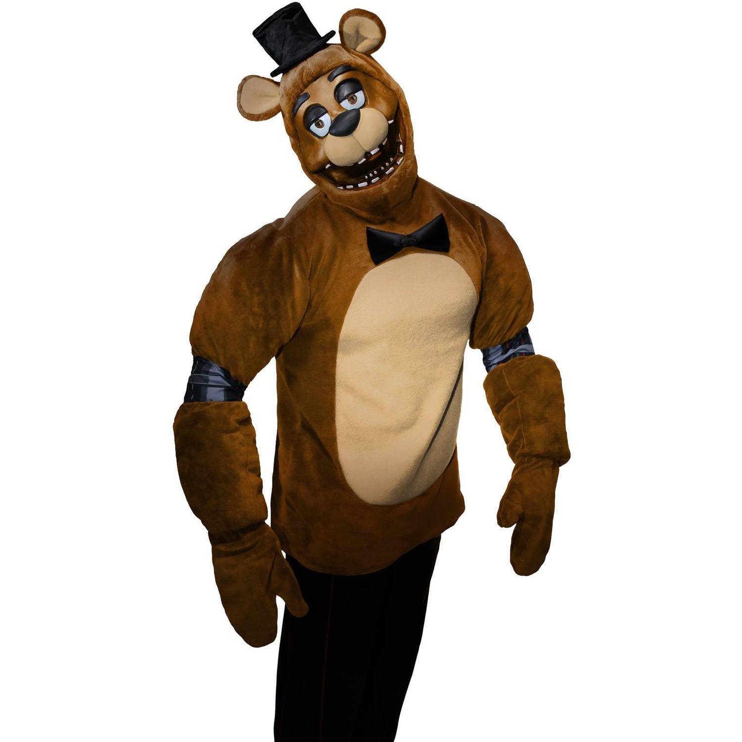 Five Nights At Freddy S Freddy Adult Halloween Costume Walmart Com
