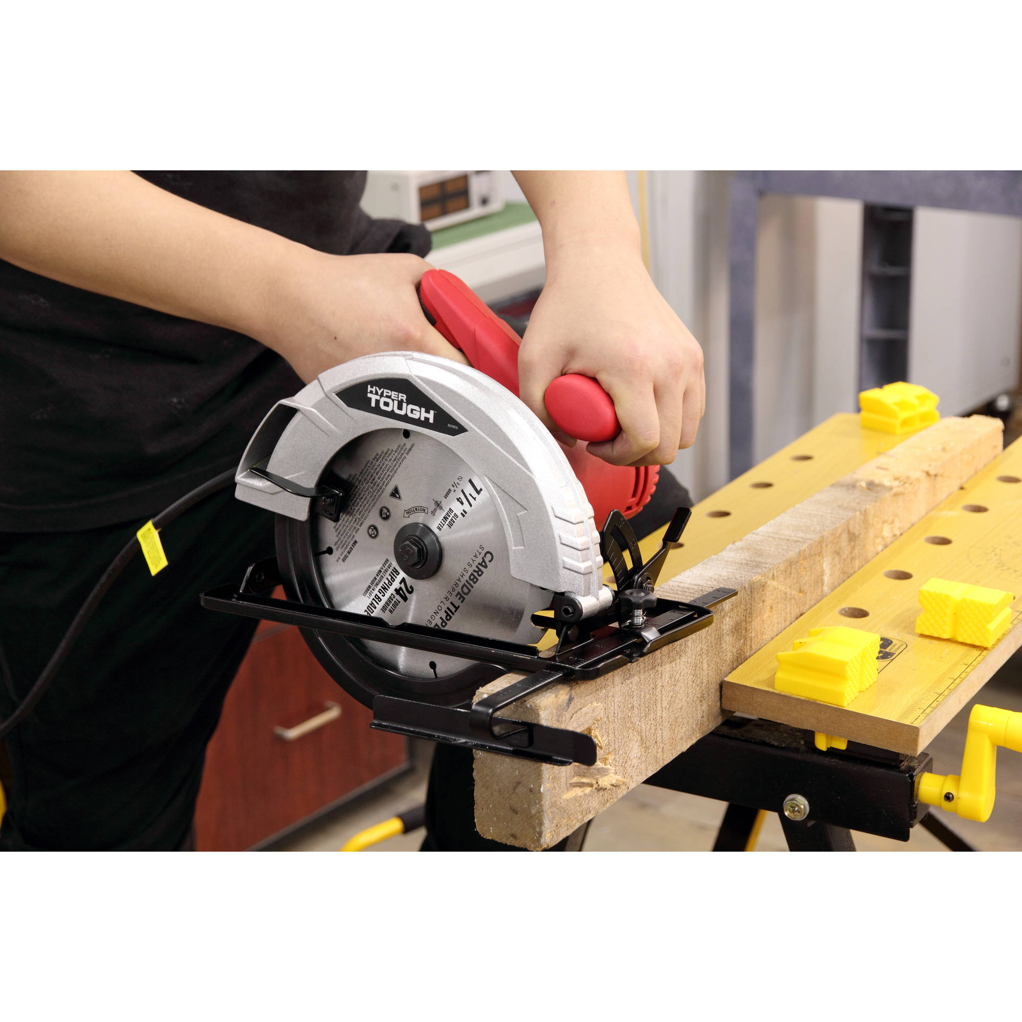 Hyper tough 12a 7 14 circular saw walmart keyboard keysfo Gallery