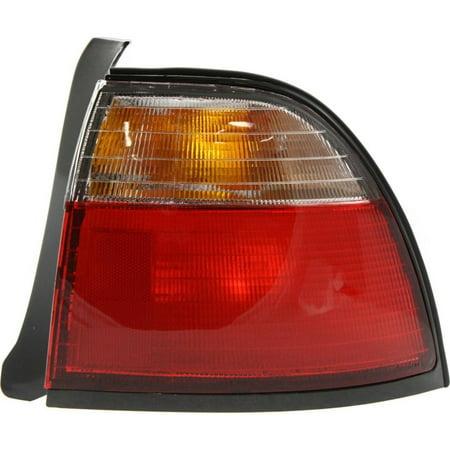 New Tail Light Assembly RH Side Fits 1996-1997 Accord Coupe Sedan HO2801119 33501SV4A03