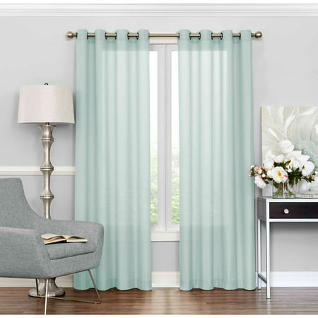 Eclipse Liberty Light Filtering Sheer Curtain ()