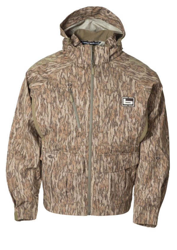 Black Label Wader Jacket Bottomland Medium