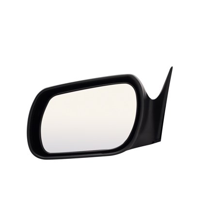 - For Mazda 6 Black Power Non Heated Replacement Driver Side Mirror (MZ2509410-1L00)