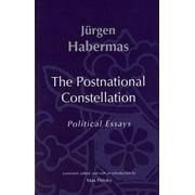 The Postnational Constellation : Political Essays
