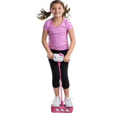 Flybar Hello Kitty Jump And Squeak Foam Pogo