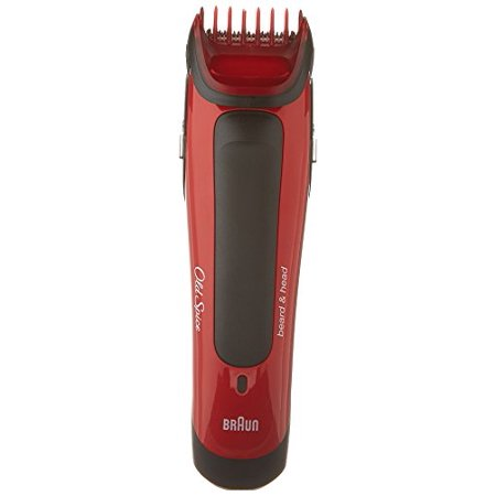 old spice beard head trimmer powered by braun. Black Bedroom Furniture Sets. Home Design Ideas