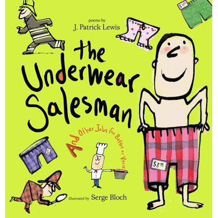 Underwear Salesman : Underwear Salesman