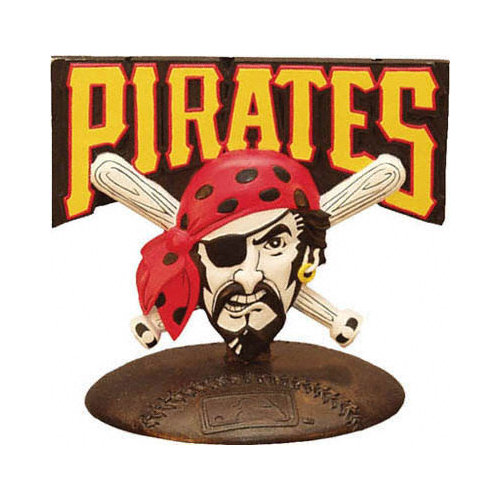 MLB - Pittsburgh Pirates 3D Team Logo