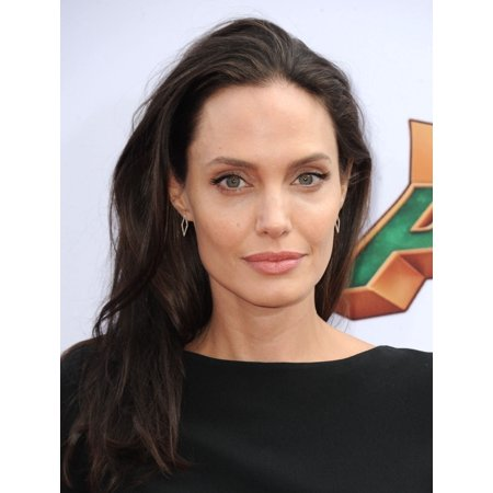 Angelina Jolie At Arrivals For Kung Fu Panda 3 Premiere Tcl Chinese 6 Theatres Los Angeles Ca January 16 2016 Photo By Dee Cerconeeverett Collection Photo Print