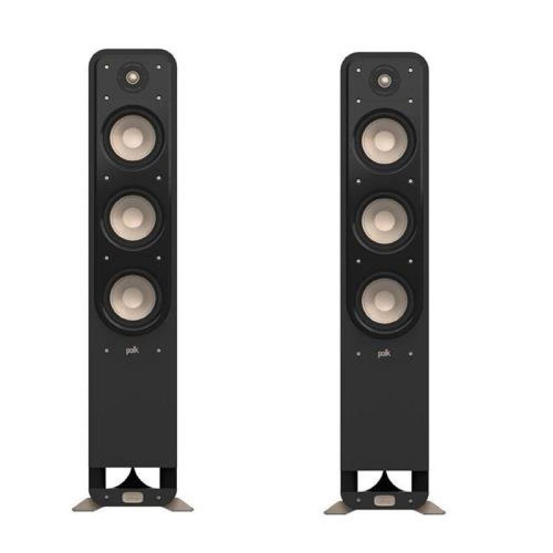 Polk Audio 2X Signature Series S60 Large 2-Way American HiFi Home Theater Tower Speaker (2 Speakers) by Polk Audio
