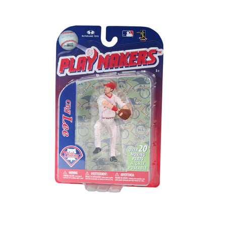 McFarlane 2012 MLB Playmakers Series 3 Cliff Lee P 3 Mcfarlane Mlb Series