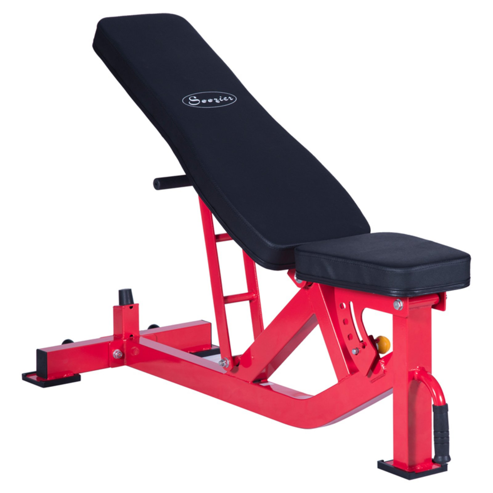 Soozier 10 Position Adjustable Weight Bench