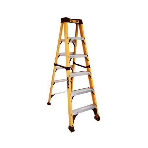 Louisville DXL3410-06 Step Ladder, 375-Lbs., Type 1AA, Fi...