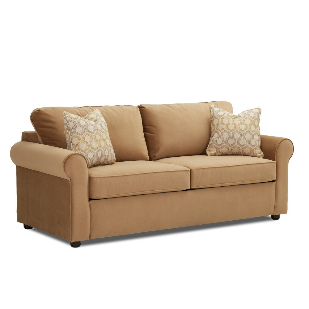 Klaussner Brighton Sleeper Sofa by Overstock