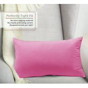 """Pack of 4 Velvet Throw Pillow Covers Decorative Soft Square Cushion Cover , 16"""" x 16"""" - image 3 of 7"""