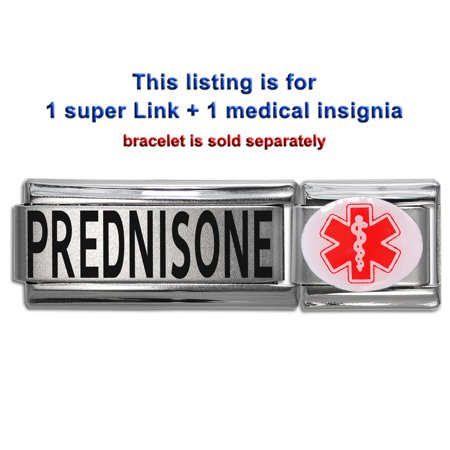 Prednisone   Dolceoro Medical Alert Id Links  Italian Modular Style