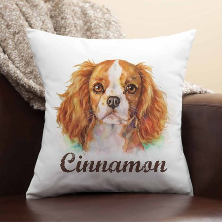 Personalized Dog Breeds Throw Pillow - Walmart.com