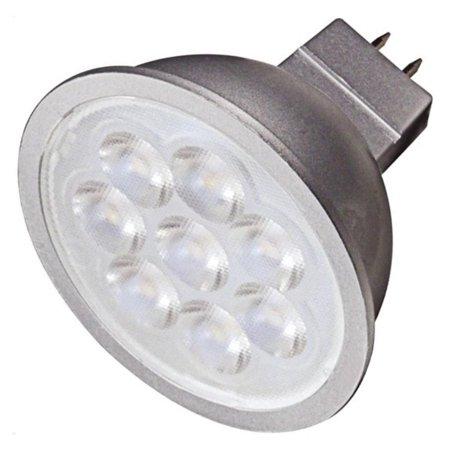 Satco 09498 - 6.5MR16/LED/40'/40K/12V S9498 MR16 Flood LED Light (Led Mr16 Flood Bulb)
