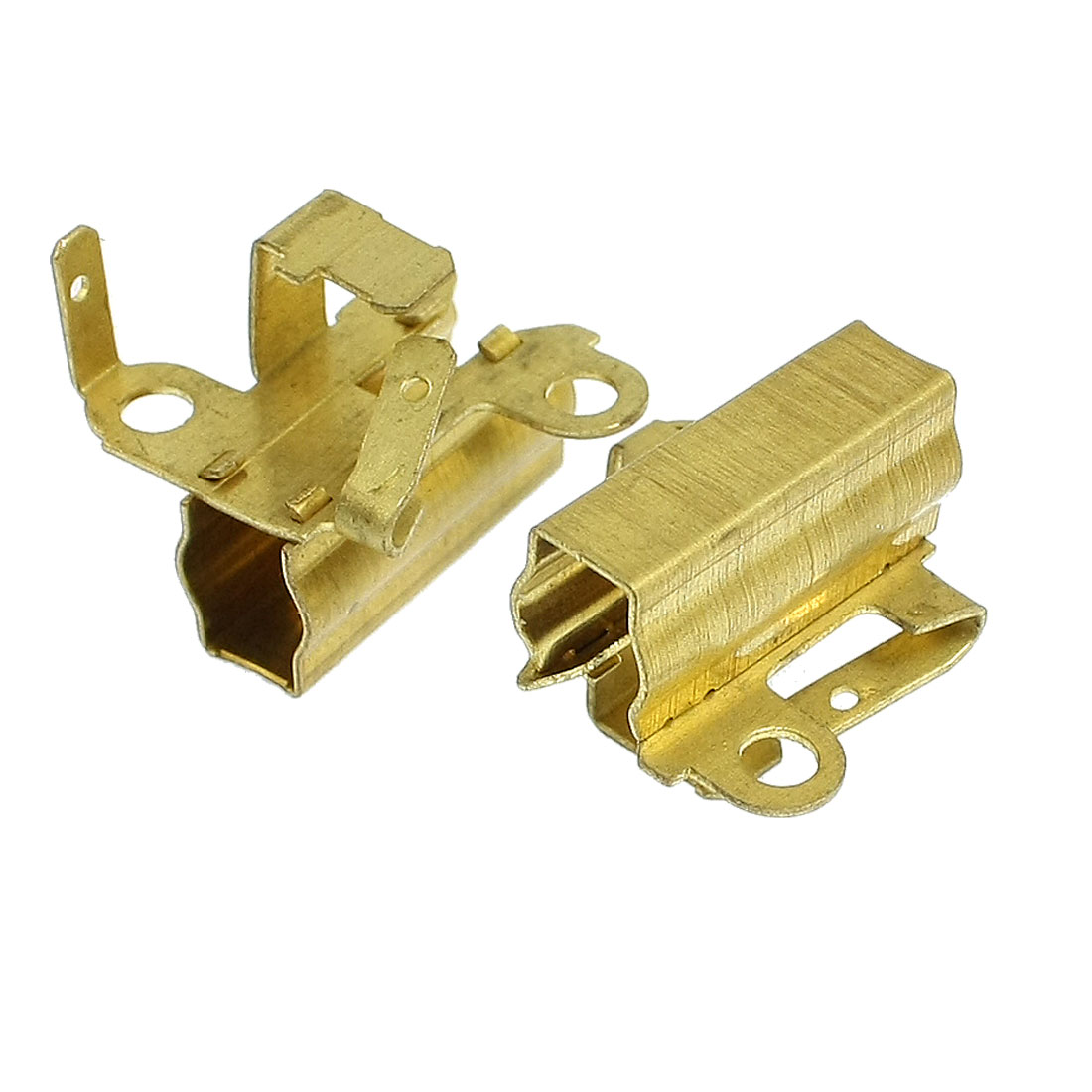 2 Pcs Brass Carbon Brush Holders for Bosch GBH2-24 Rotary Hammer