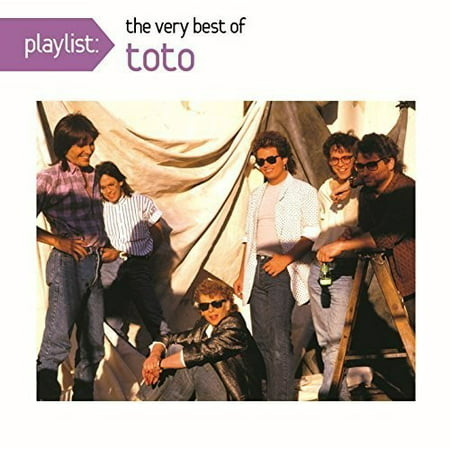 Toto - Playlist: The Very Best of Toto [CD]