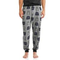 Marvel Men's Black Panther Jogger Pajama Pant