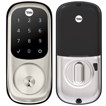 Yale Assure Stand-Alone Touchscreen Keypad Deadbolt Door Lock