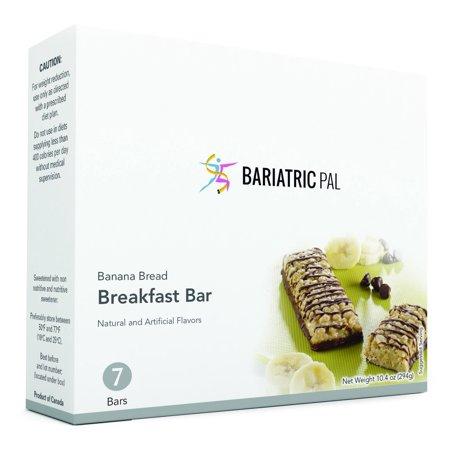 Bariatricpal 15G Protein Bars   Banana Bread