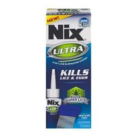 Nix Ultra 2-in-1 Lice Treatment, 3.4 oz