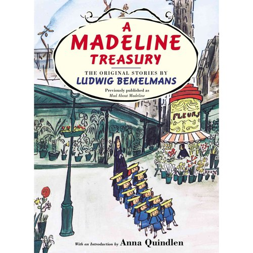 A Madeline Treasury: The Original Stories