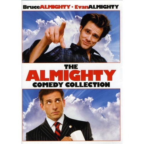 The Almighty Comedy Collection: Bruce Almighty / Evan Almighty (Anamorphic Widescreen)