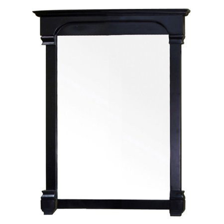 Bellaterra Home Solid Wood Frame Mirror - Espresso