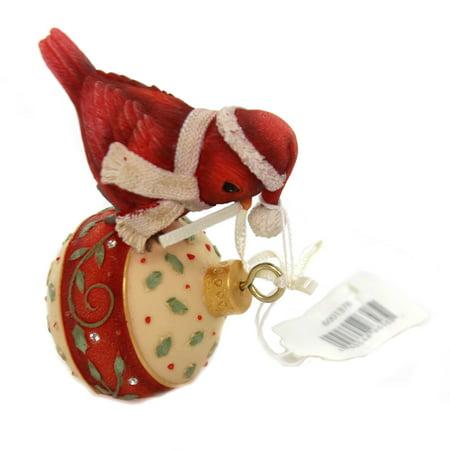 Merry Christmas Heart (Christmas MERRY TWEETMAS Polyresin Heart Of Christmas 6001378 )