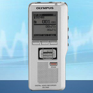 Olympus DS-2400 Digital Voice Recorder DS2400 by