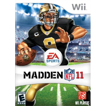 Electronic Arts Madden NFL 11 (Wii) ()