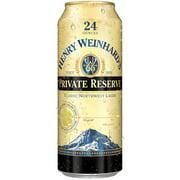 Henry Weinhard's Beer, 24 oz