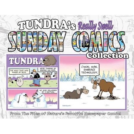 Tundra's Really Swell Sunday Comics Collection ()