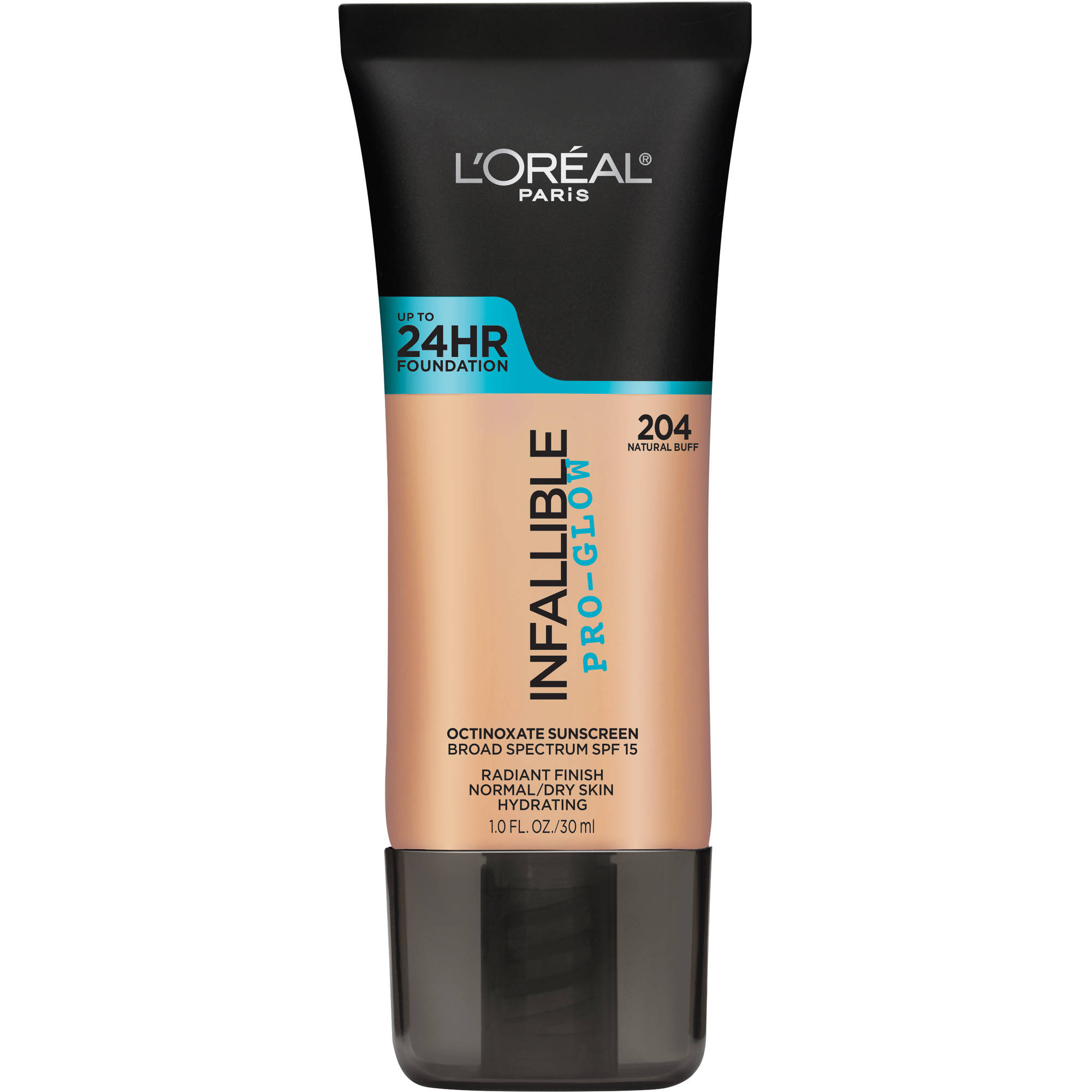 L'Oreal Paris Infallible Pro-Glow Foundation, Natural Buff