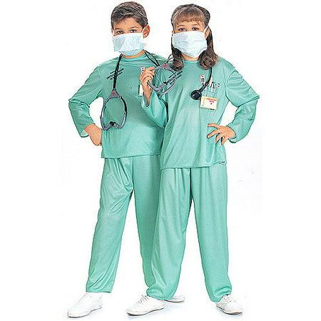 Boys & Girls ER Doctor Halloween Costume