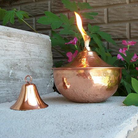- Starlite Garden & Patio Torche Co. Round Large Table Top Torch