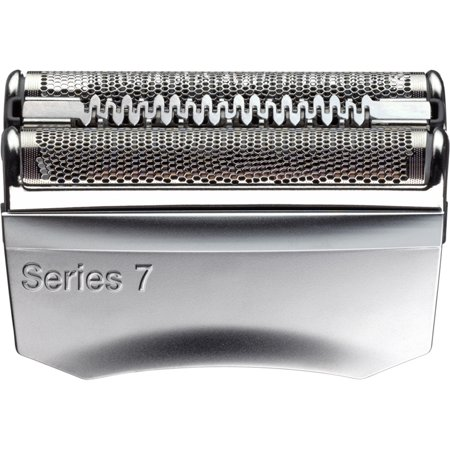 Braun Shaver Replacement Part 70 S Silver - Compatible with Series 7 - 500 Series Replacement