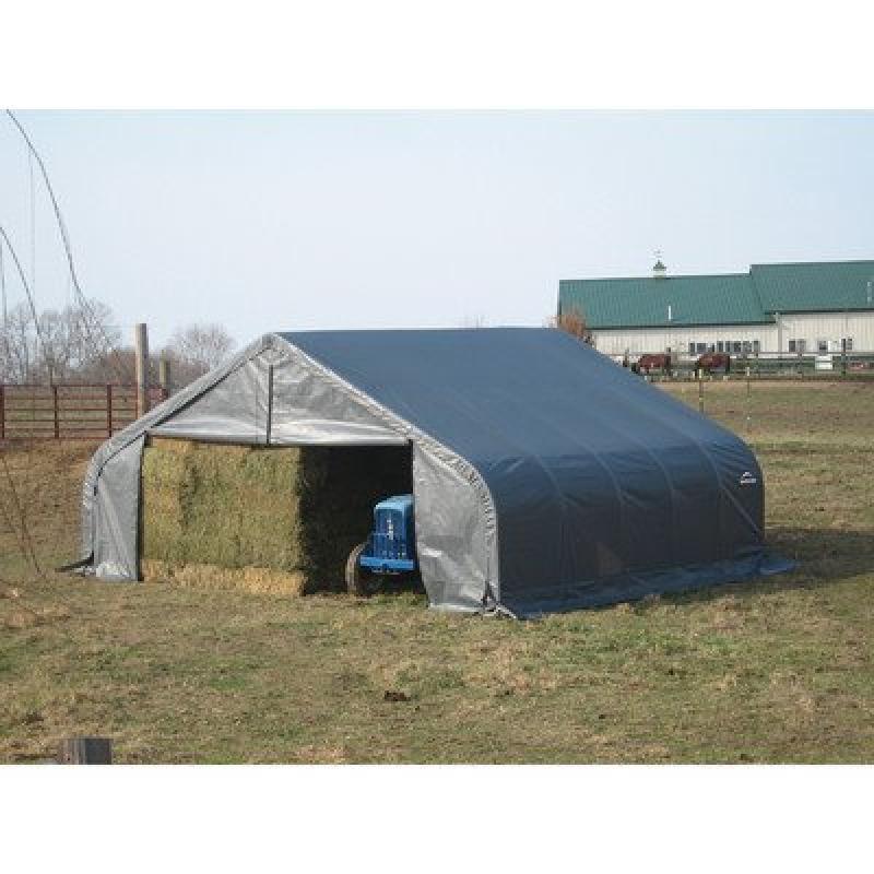 ShelterLogic 22 x 24 x 10 Double Wide Vanopy Carport