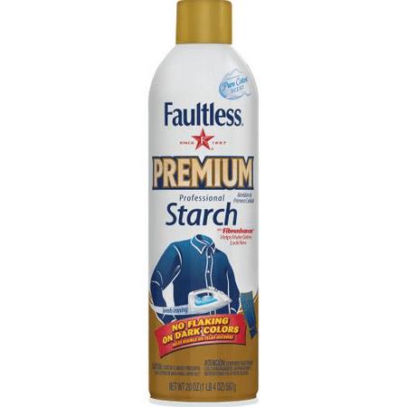 Faultless Premium Professional Starch Spray