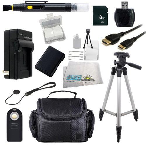 SSE Accessory Package Bundle for the Nikon D3200, D3300, ...