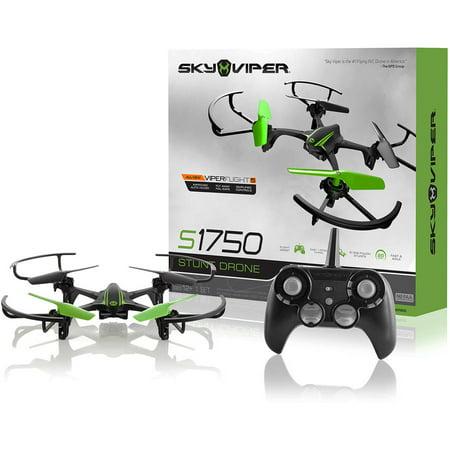 Sky Viper S1750 Stunt Drone Walmartcom