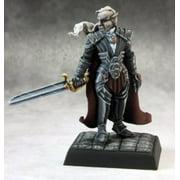 Reaper Miniatures Luvick Siervage, Vampire 60145 Pathfinder Miniatures Unpainted