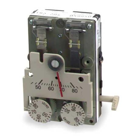 Pneumatic Thermostat, Siemens, 192-204